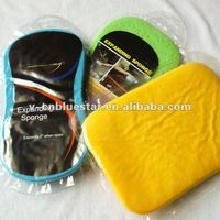 OEM Car Compressed Sponge