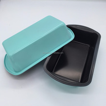 New designed wholesales carbon steel bread baking pan/loaf cake pan/baguette baking pan