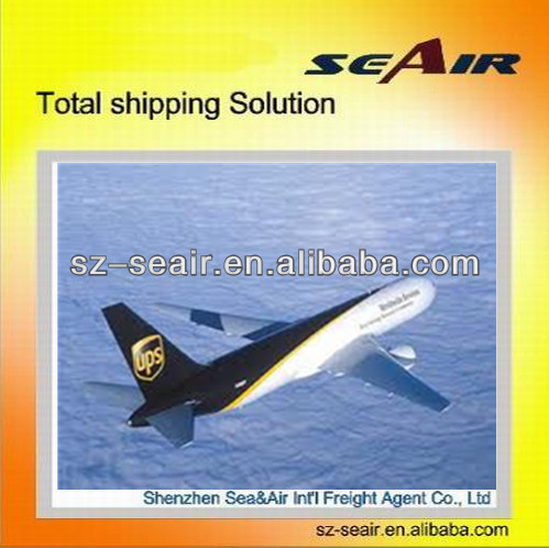 air global logistics services from Shenzhen/Guangzhou/Dongguan/Foshan to Europe