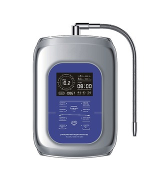 Russia with russia language panel russia alkaline water ionizer
