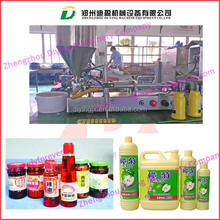Hot sale ! Pneumatic semi-auto salsa filling machine for sale