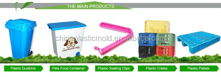 New products small airtight food plastic bag seal chip clip
