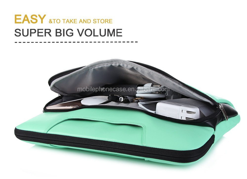 Soft Interior Protective Sleeve Case For Laptop 13''