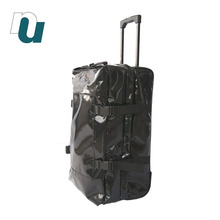Tarpaulin Waterproof Trolley Wheel Travel Luggage Dry Bag