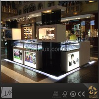 Standard watches brand retail shop show case and display units