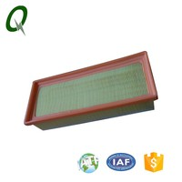 Auto air filter elements 137721702907 with ISO/TS16949 for car X5 cars