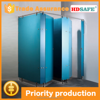 Stainless steel toilet cubicle partition manufacture from Foshan China