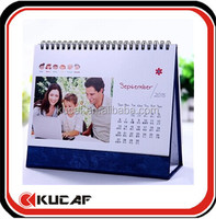 decorative spiral bound calendars professional table calendar