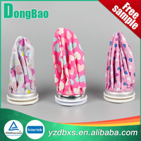 Colorful dots medical for body plastic ice bag