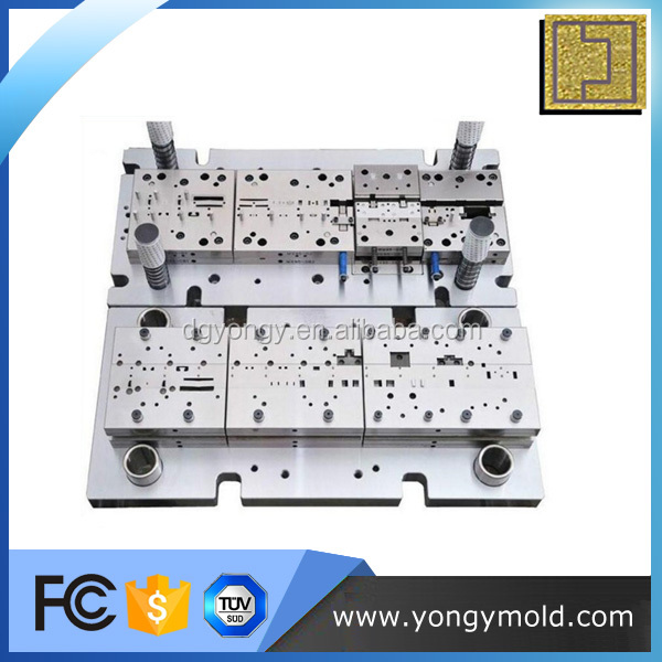 Custom high quality plastic injection overmolding mould