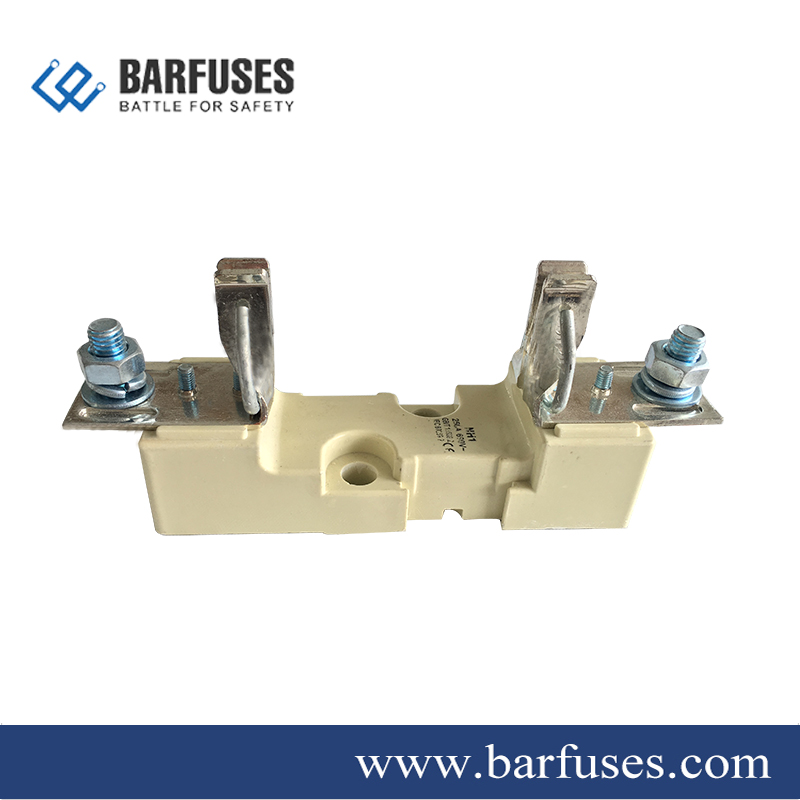 Barfuse BMC(DMC) material NT Type 120KA fuse holder