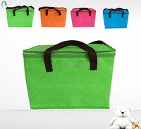 Hottest cheap 2016 promotional nonwoven picnic can wine bottle cooler bag