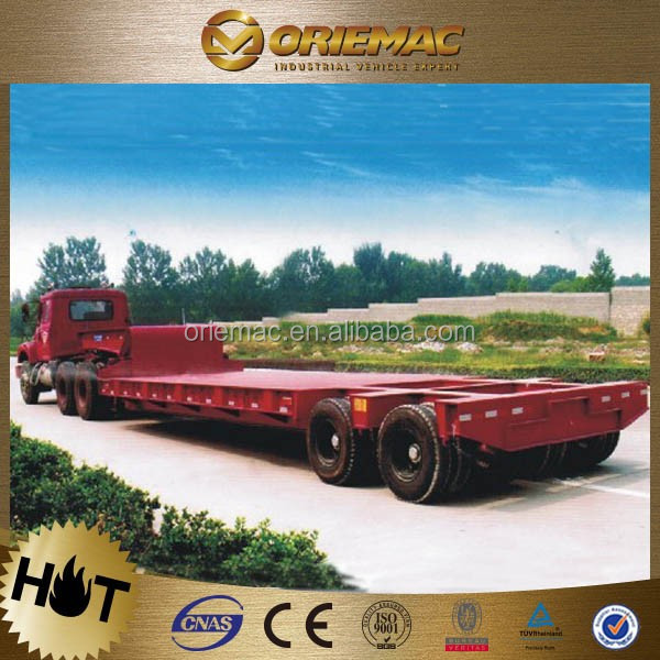 Heavy duty tipper semi trailer 3 axles dump truck trailer truck 371hp SCD9402B , truck trailer rear lights led