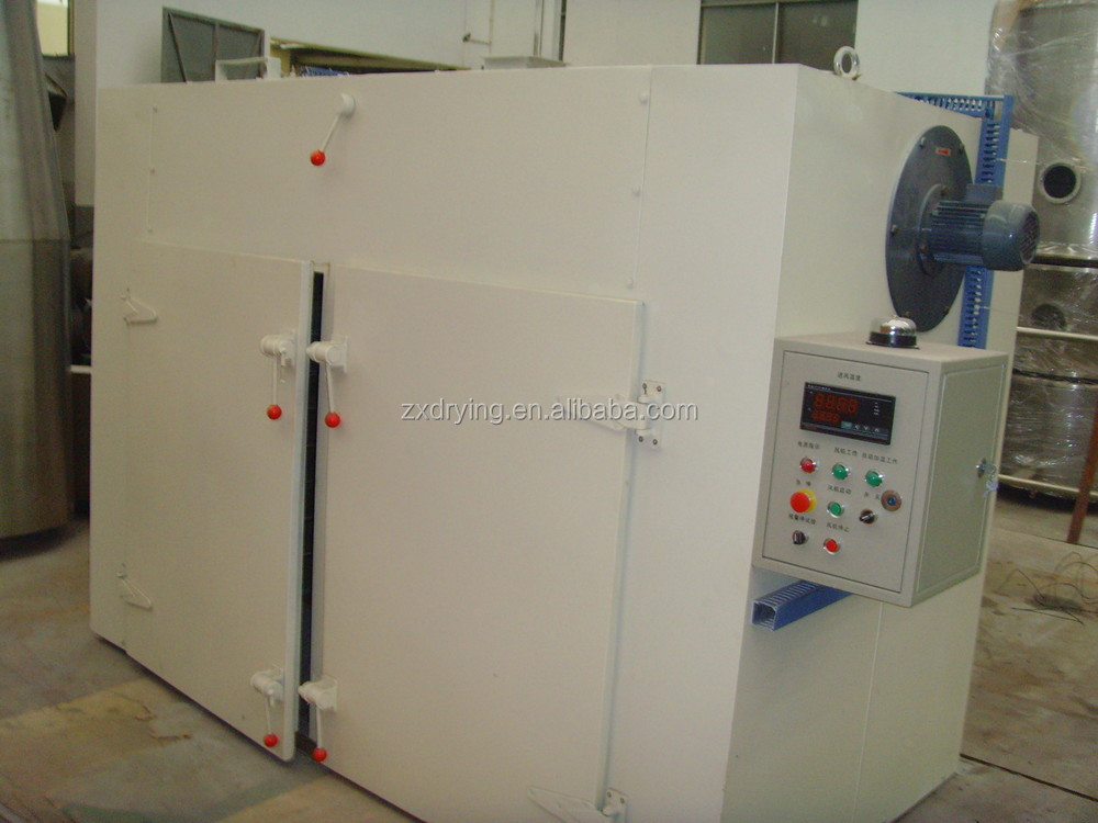 china best manufacturer food and vegetable and fruit drying machine hot air circulating oven