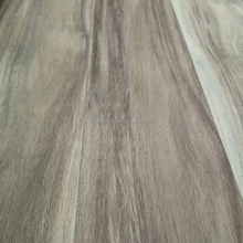 Solid acacia Unfinished wooden Flooring Natural color