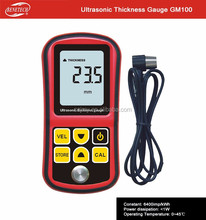 GM100 Portable Thickness Gauge , Stainless Wet Tester Film Thickness Meter