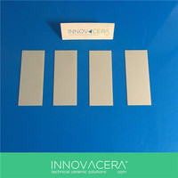 Aluminum Nitride (AlN) Ceramic Substrates and Wafers/INNOVACERA