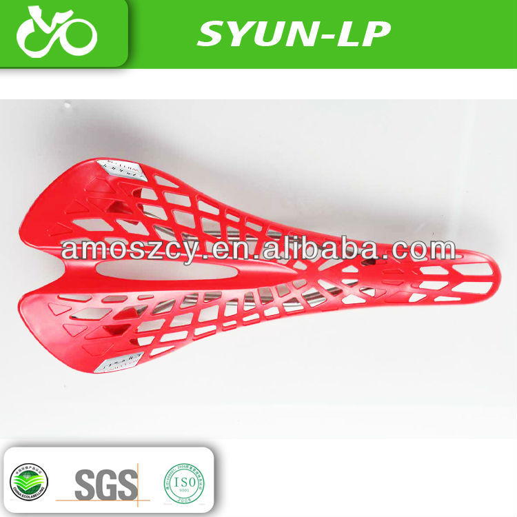 baby bike saddle with super light titanium alloy
