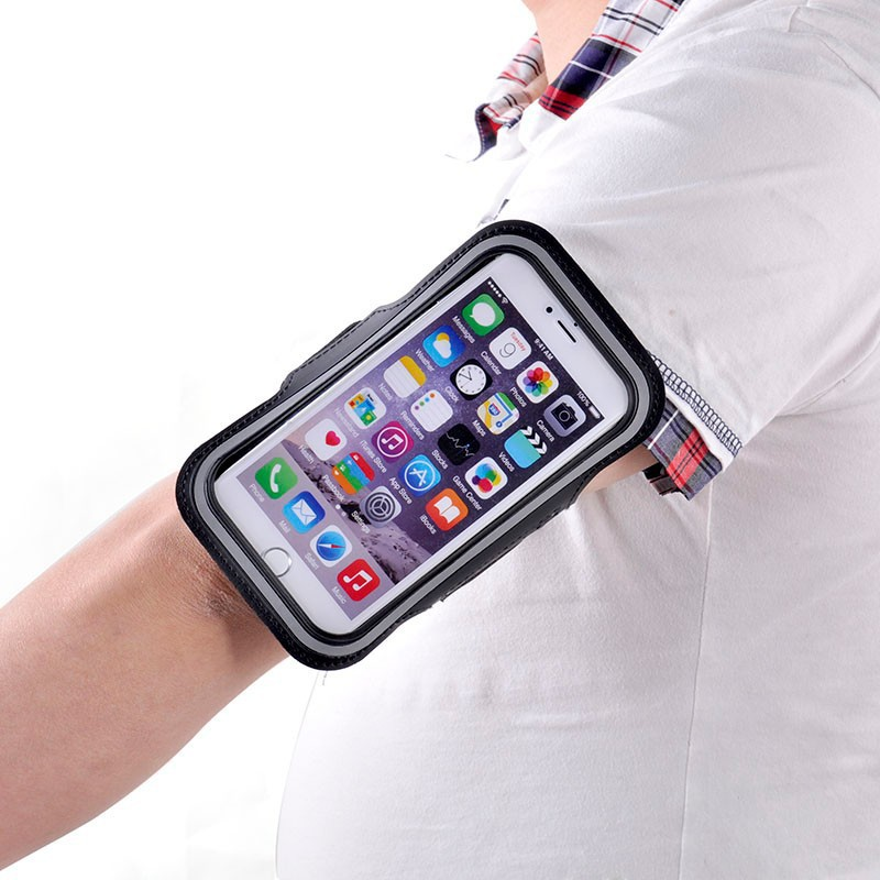 Waterproof Cellphone Case Neoprene Mobile Armband Phone Case Cheap Running Armband Arm Band For iPhone
