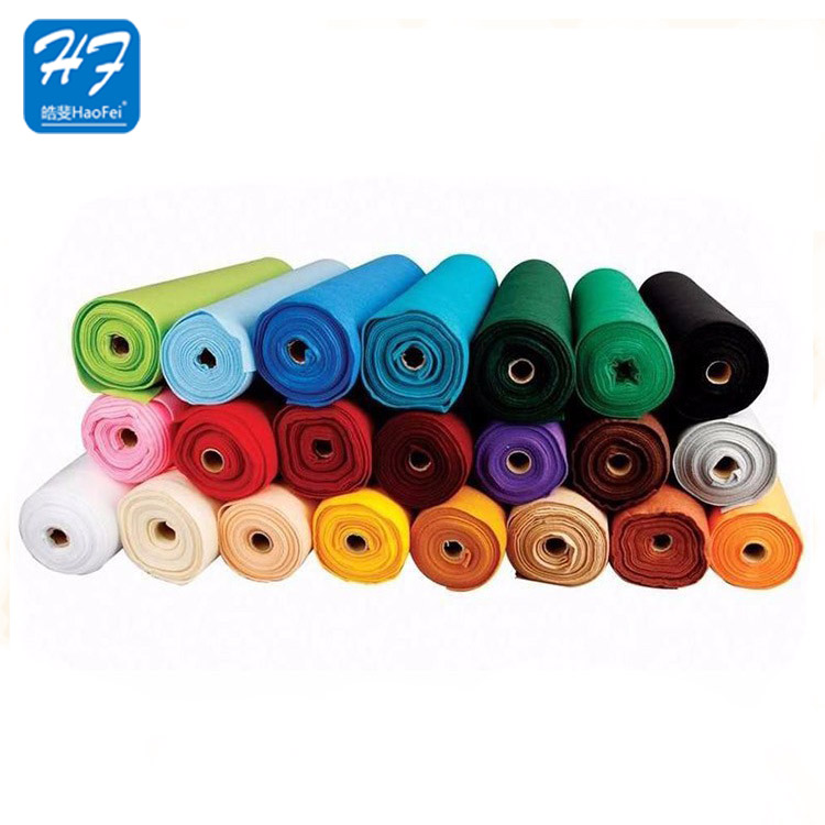 Best Selling High Quality Synthetic Needled Fiber Felt