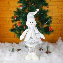house decoration christmas singing snowman