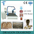 Low Price 3d Cnc Wood Carving Machine For Sale LZ-1325C