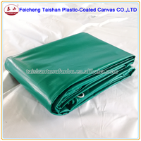 600gsm PVC Tarpaulin For Truck Covers, Container Covers