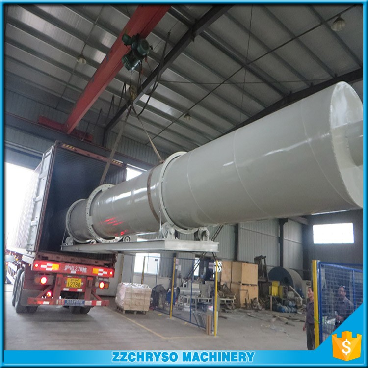 competitive price wood sawdust rotary drum dryer with new drying system