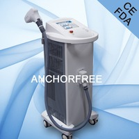 Anchorfree 808nm Diode Lazer Hair Removal Machine CE