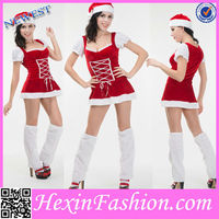 New Style 3PC Christmas Costume