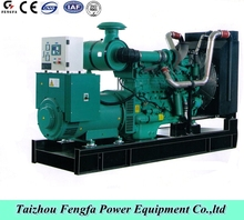 100kva Silent Type Diesel Generator Set with Cummins Engine best selling