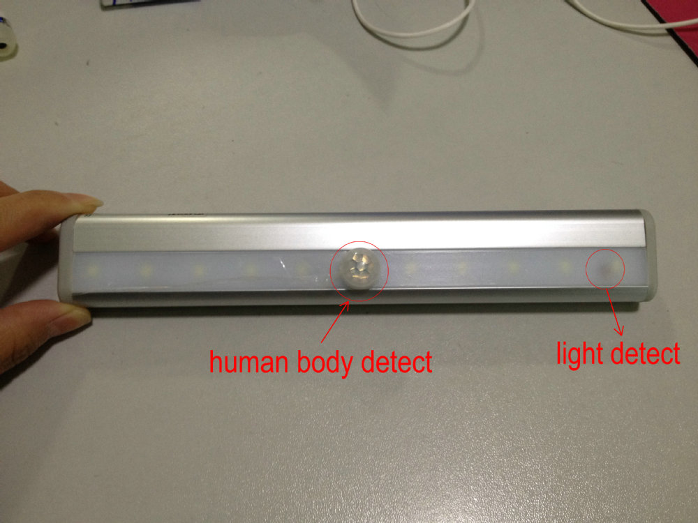 CABINET LED LIGHT AUTO FURNITURE FITTING