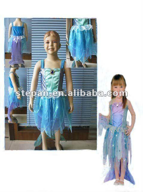 tz 9201 kinder meerjungfrau kost m andere bekleidung. Black Bedroom Furniture Sets. Home Design Ideas