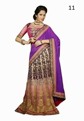 Indian Bridal lehenga Heavy designer Bridal lehenga saree Bridal lehenga for sale