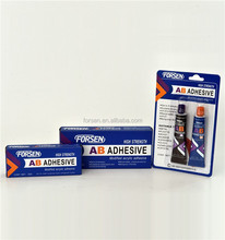 Acrylic Epoxy AB Glue Adhesives Two Components A Resin B Hardner