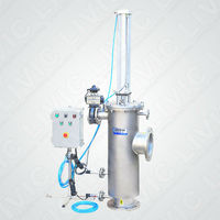 AF Bernoulli Self Cleaning Filter | Oil Field Injection Water Treatment