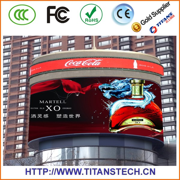 High bright p10 smd video rental led display/p10 outdoor led display billboard /outdoor led jumbotron screen