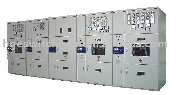 high voltage switchgear cubicle(XGN2-12Z)
