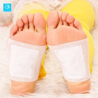 Chinese Popular Product Body Pure Detox Foot Pads/Detox Foot Patch