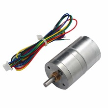 BLDC Motor 12V/24V Low Rpm Electric DC Brushless Gear Motor