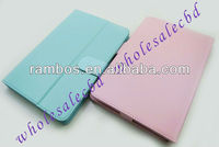 9 inch tablet pc wallet design leather cover case for Samsung Galaxy tab 8.9 P7300 P7300