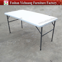 Tea Table With Plastic Top YC-T152