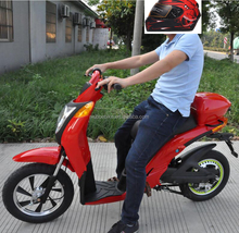 Up to 70KM Range Adult Electric Motorcycle 48V20Ah 350W/500W/750W/1000W High Speed Adult Electric Scooter