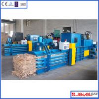 18 Years Factory Direct Sale semi automatic horizontal baler