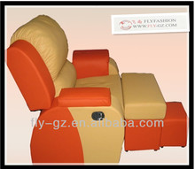 Guangzhou Flyfashion OF-70 medical health care furniture/comfortable electrical control body care footbath massage chair