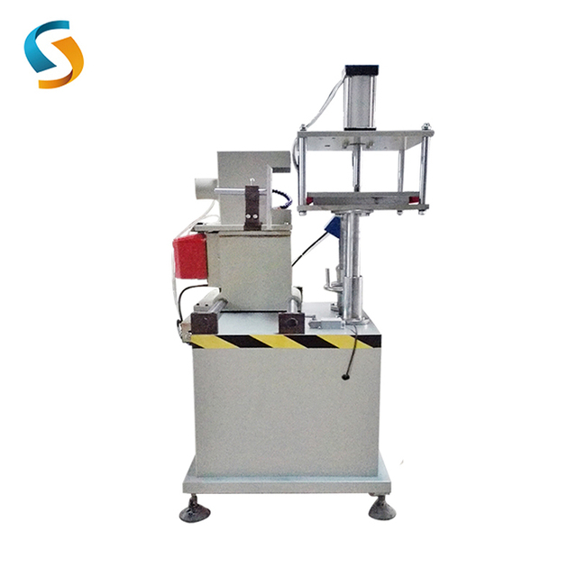LXD-200B High Performance aluminum and pvc end face milling machine