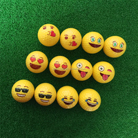 vendor wholesale Custom made golf ball customized golf cute logo ball