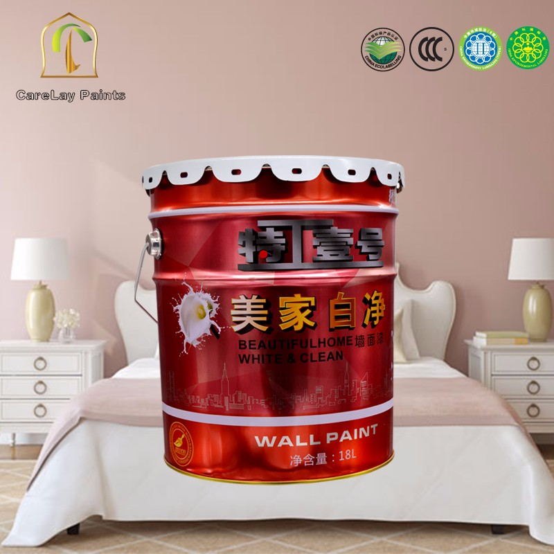 Factory price economical white emulsion paint