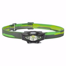 AA*1 R5 CR led ultra bright waterproof headlamp / trail head lamp