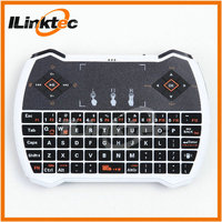Shenzhen manufacture supply cheap wireless keyboard and mouse for Android devices, tv box